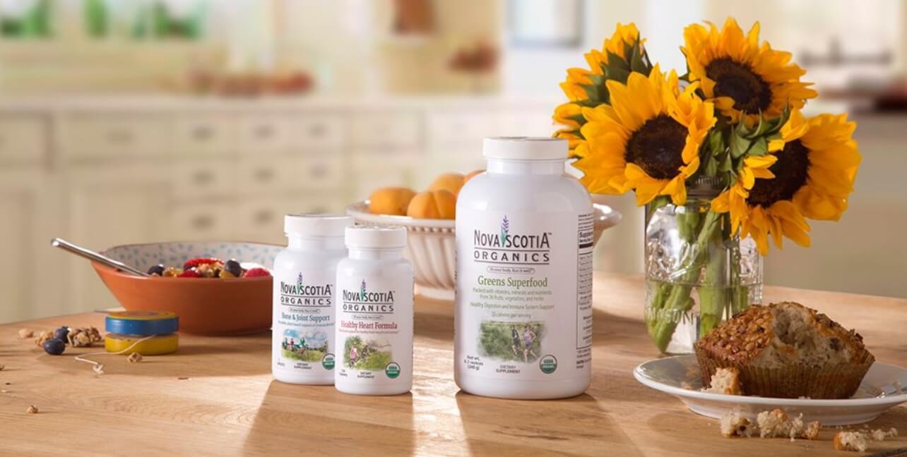 100 percent natural vitamins