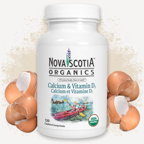 Calcium & Vitamin D3