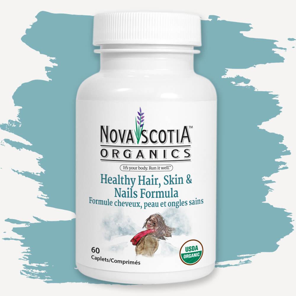 Healthy Hair, Skin & Nails Formula