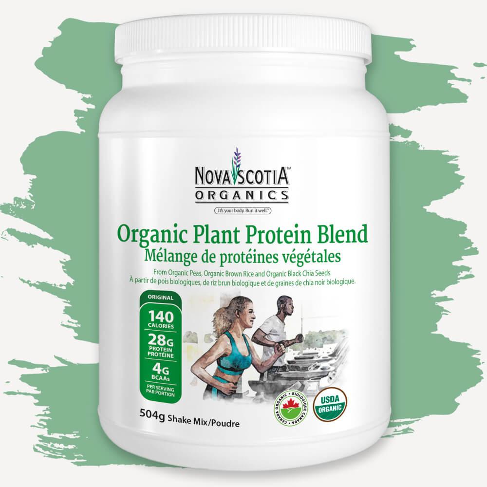 Organic Plant Protein Blend (Original)