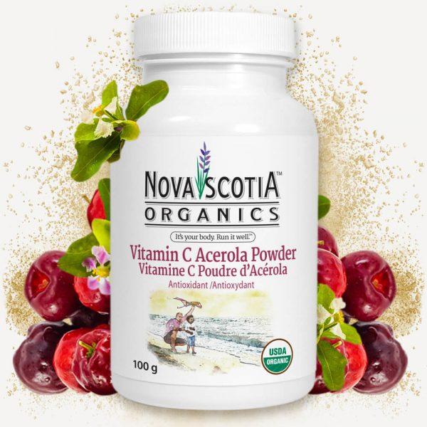 vitamin c acerola powder