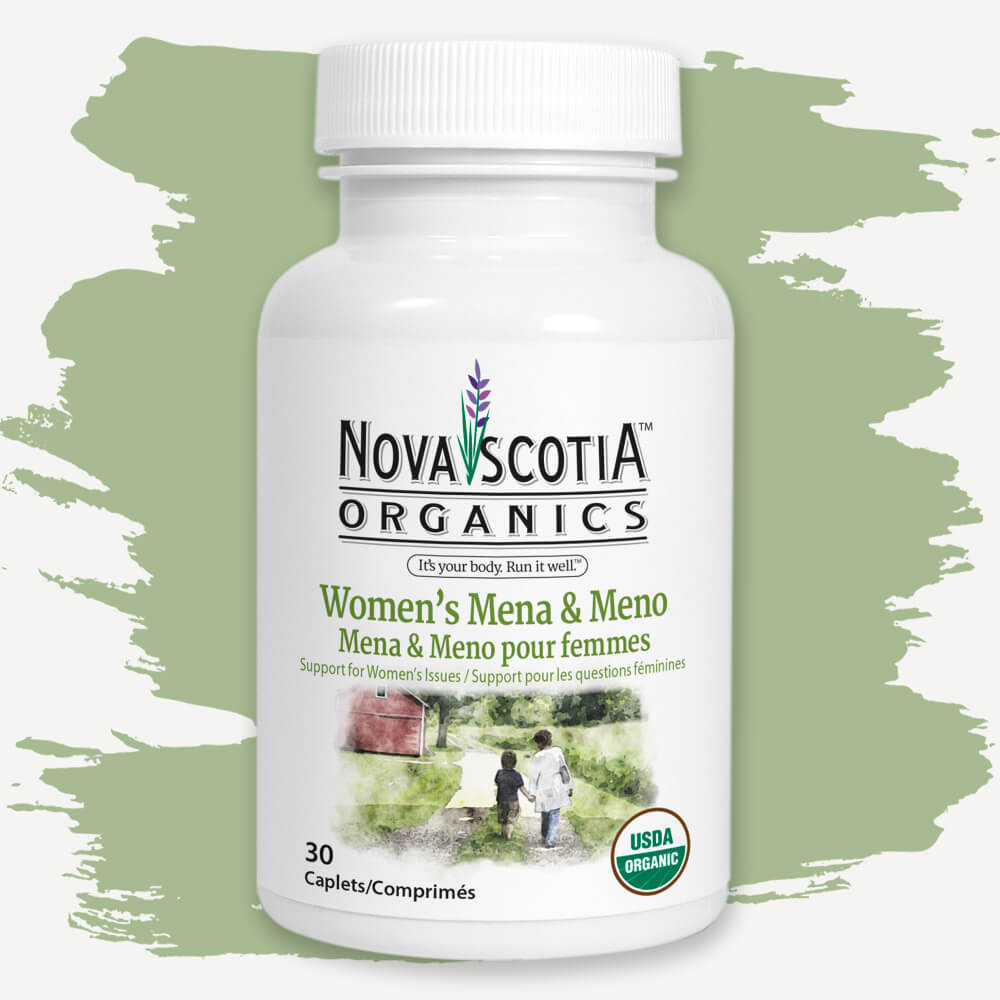 Women's Mena & Meno Balance Formula